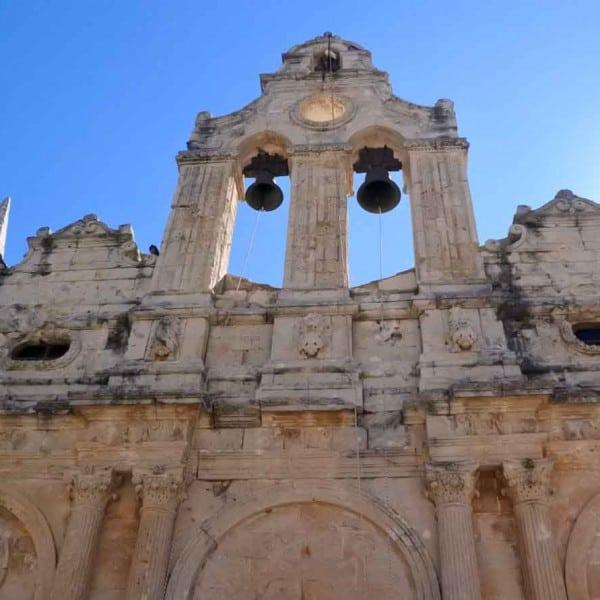 Sense of Sacred: Arkadi Monastery Is Iconic Crete