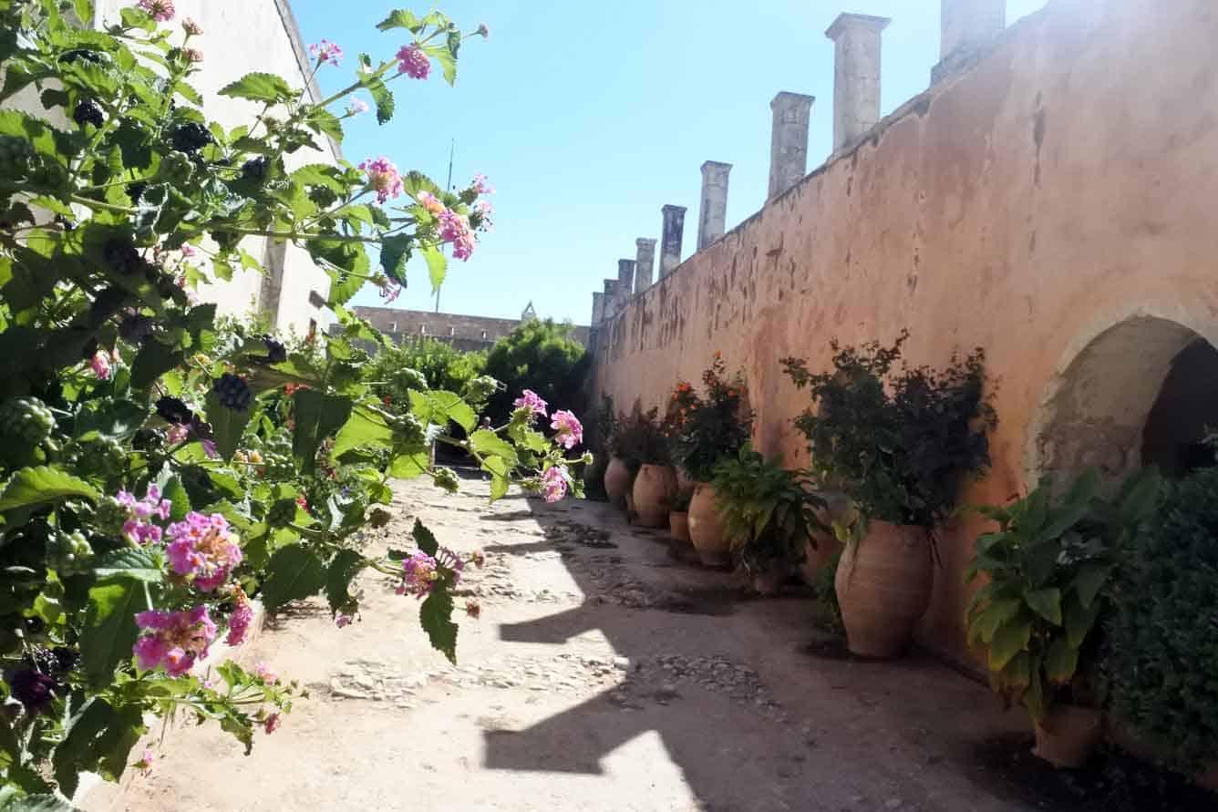 Arkadi gardens